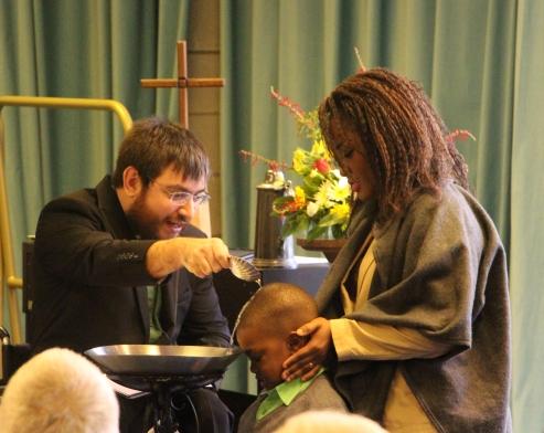 Baptism Christen 291115